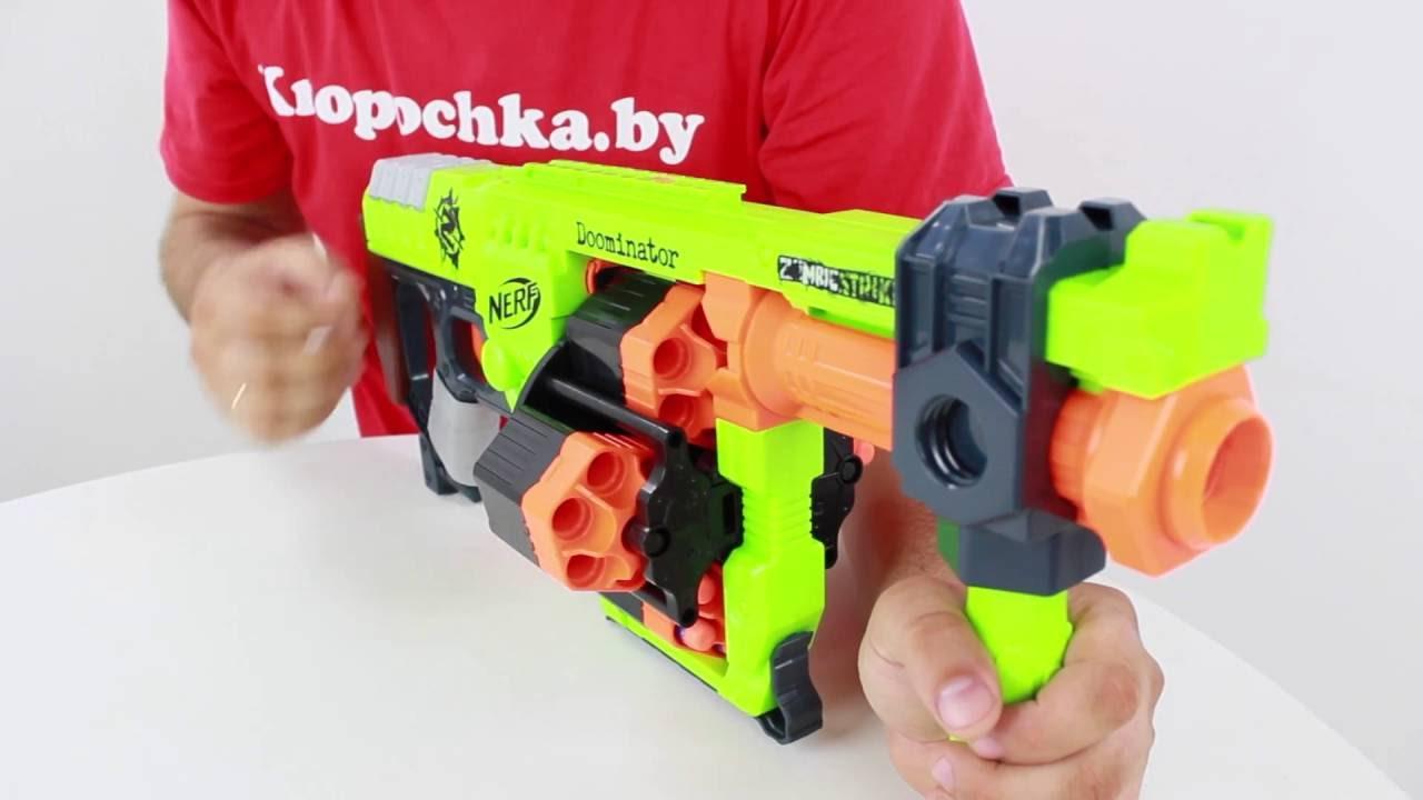 12 моделей бластера нерф зомби страйк в наличии, цены от 276 руб. Купите игрушечное оружие с бесплатной доставкой по москве в.