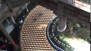 Berkunjung ke Masjid Tiban atau Masjid Jin atau Masjid Ajaib di Turen, Malang Jawa Timur