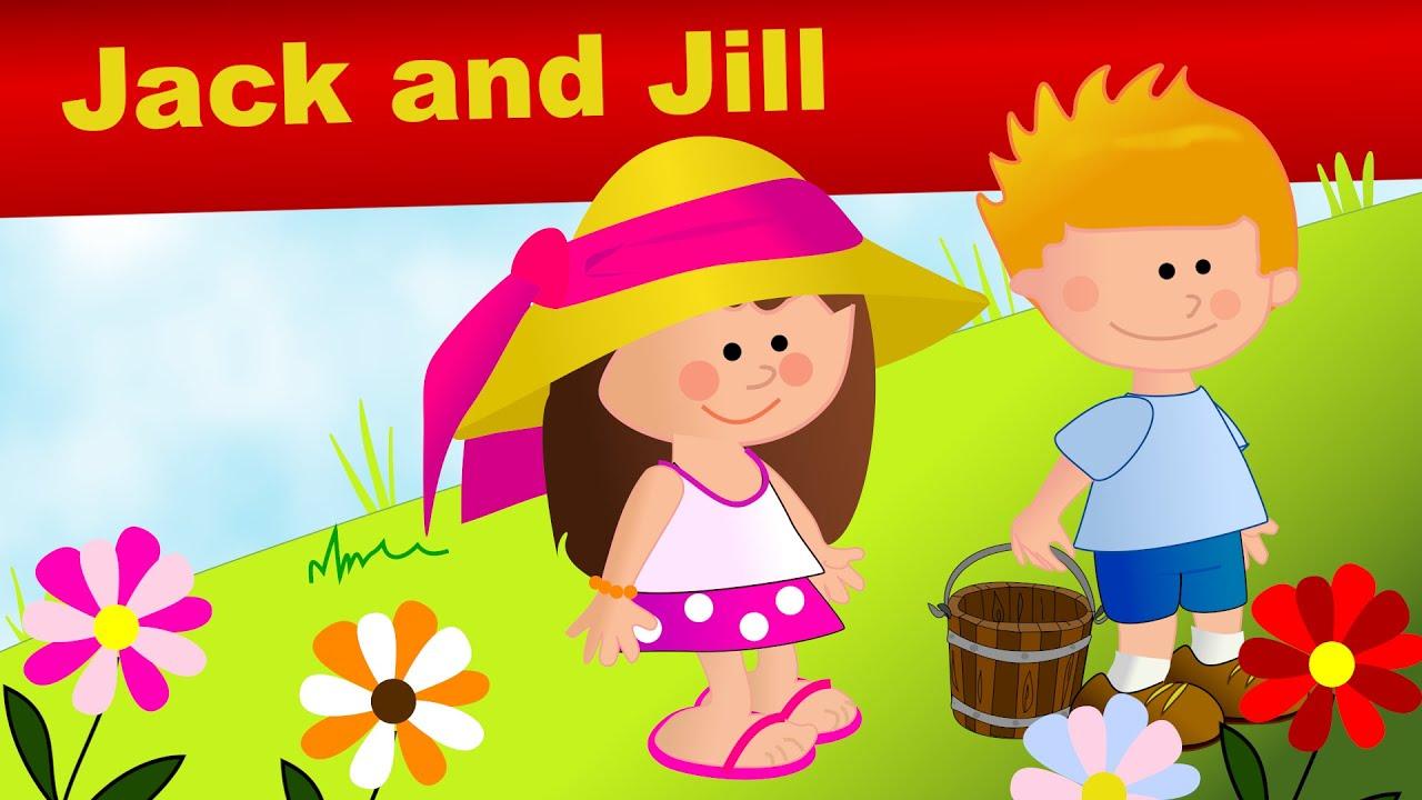 jack and jill complete nursery rhyme thenurseries. Black Bedroom Furniture Sets. Home Design Ideas