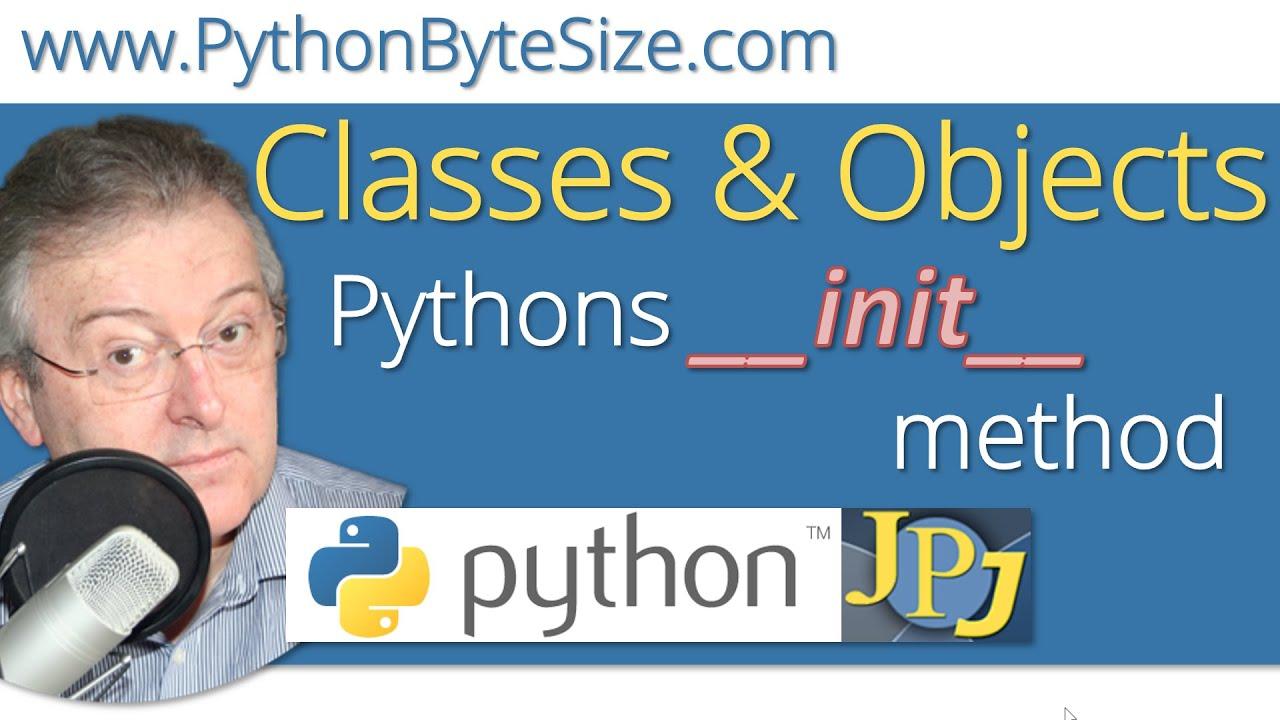 how to add __init__ py python