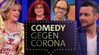 Für Euch da – Comedy gegen Corona