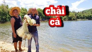 Pha Chài Cá Đẳng Cấp Của Thánh Ăn Đầu Trọc - Cá Mương Có Ai Đã Từng Ăn Chưa | Sơn Dược Vlogs #308