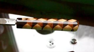 3D design #2 knife handle