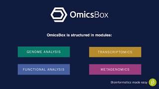 OmicsBox Presentation