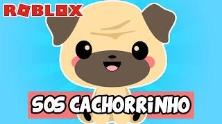TEMOS QUE SALVAR OS BICHINHOS! - Roblox (Escape the Pet Shop)