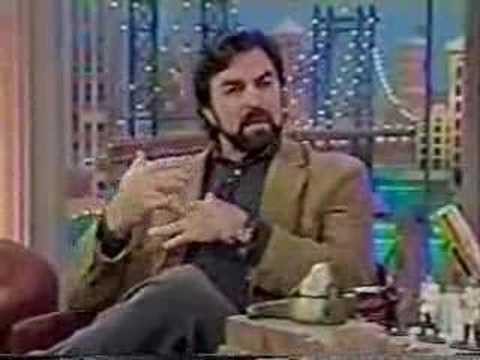 Tom Selleck on the Rosie O'Donnell