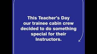 Celebrate Teacher's Day with GoAir