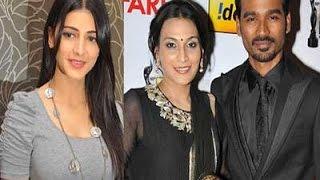 Shruti Haasan follows Aishwarya Dhanush Path | Hot Tamil Cinema News