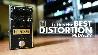 Friedman BE-OD...KILLER high gain distortion