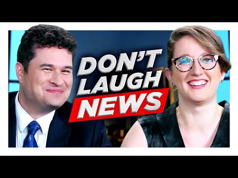 Don't Laugh News Challenge: Get In My Belly!