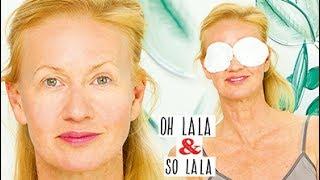 Weg mit Augenringen & Tränensäcken  * Die Weltbeste Augenmaske * Lymphdrainage * frische Augen