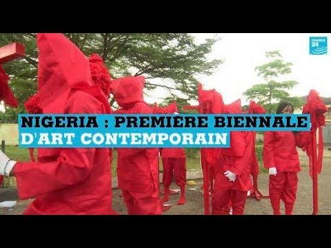 Nigeria : première biennale d'art contemporain à Lagos