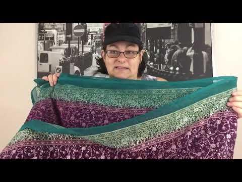 Thrift Store Fabric Haul