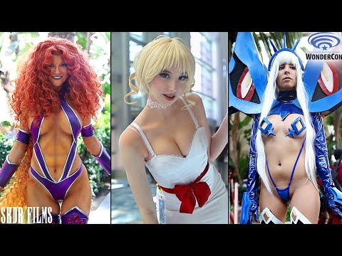 WonderCon 2019 Cosplay Music Video