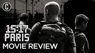 The 15:17 to Paris Movie Review – A Dull Rendition of True Heroism