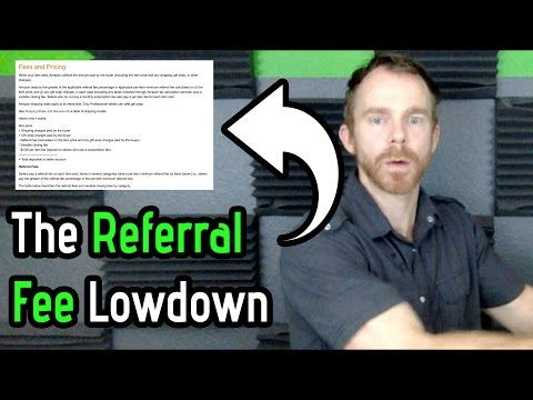 Understanding How Amazon Referral Fees Work