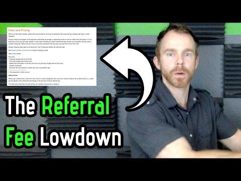 Understanding How Amazon Referral Fees Work