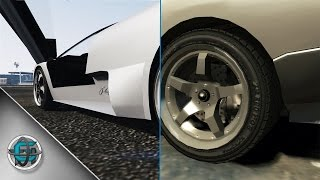 GTA V vs GTA IV - PC