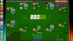 Texas Hold'em Poker online - Ubuntu Linux 12.04 - PokerTH
