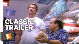 Twins Official Trailer #1 - Danny DeVito Movie (1988) HD