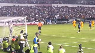 ronaldinho penalty fail queretaro