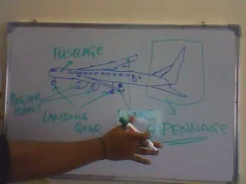 **Video response 1**  Whats the big metal bird made of? (Aviation - Parts of an aircraft)