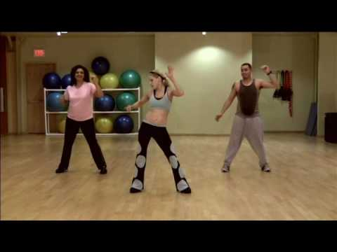 Kim Zumba Fitness  Lolli Lolli Pop That Body