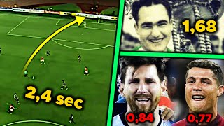 Najszybszy GOL w HISTORII piłki nożnej! LEPSZY od Leo Messiego i Cristiano Ronaldo |  LANDRI