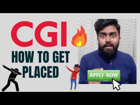 CGI Recruitment Process 2020    CGI Recruitment Process 2019    How to get placed in CGI   