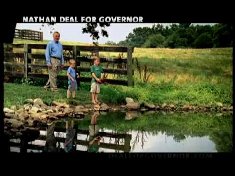 Nathan Deal for Governor TV Commercial