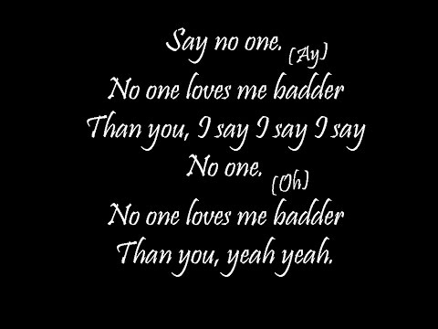 Elliphant - Love Me Badder with lyrics by AYfame Productions
