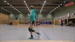 Volleyball Damen Oberliga: Dürener TV vs TSV Bayer Dormagen