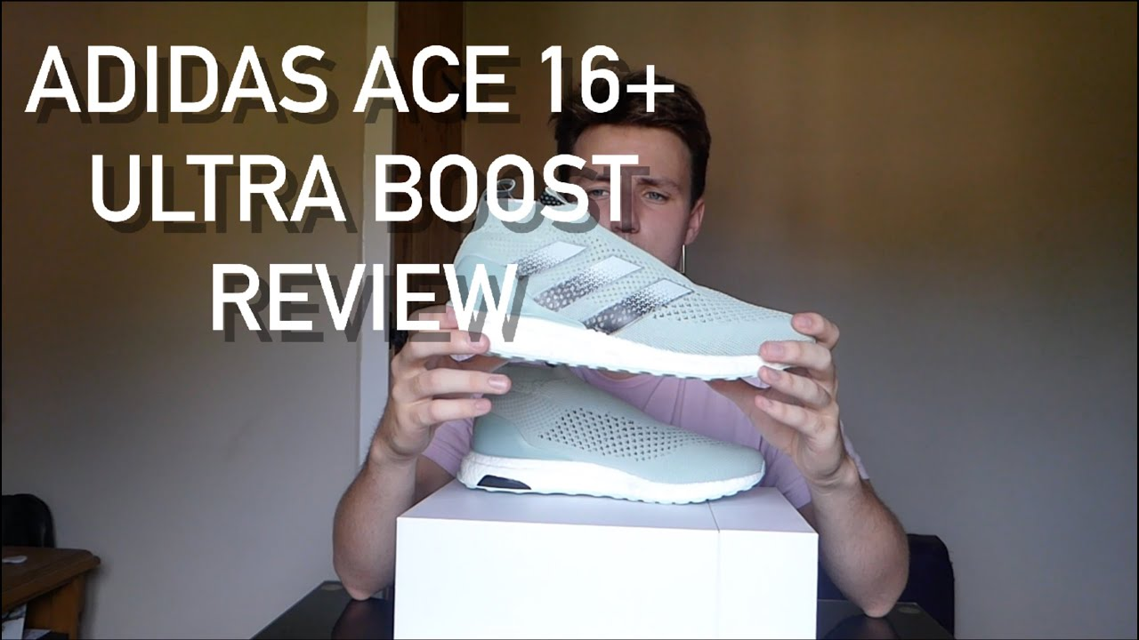 best deals on 2c9da 86d13 Adidas Ace 16+ Pure Control Ultra Boost  Review