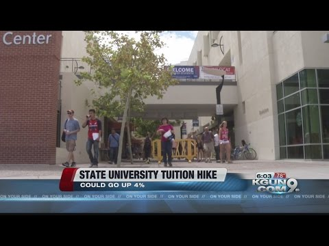 Another tuition hike at the University of Arizona