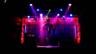 Sidne performing Zombie  (Live @ Mercury in CapeTown)