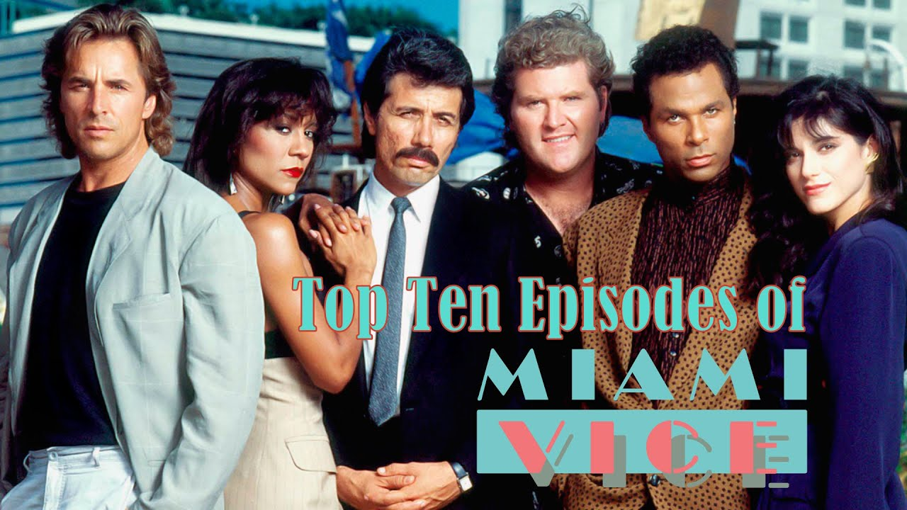 Download Top Ten Episodes of Miami Vice (B-Movie Roll-Out)