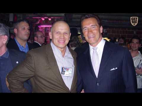 """Интервью с Арнольдом Шварценеггером на """"Arnold Classic"""" - 2004"""