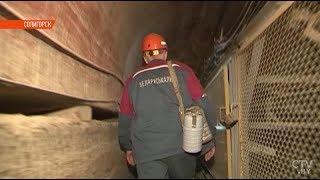 Подробности трагедии в шахте «Беларуськалия» | К обрушению породы привел выброс метана