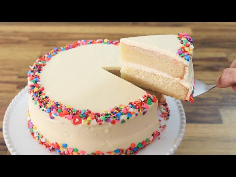 classic-vanilla-cake-recipe-|-how-to-make-birthday-cake