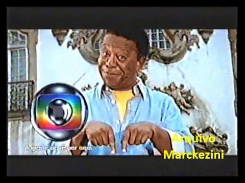 Vinheta de Fim de Ano da Globo - 2004