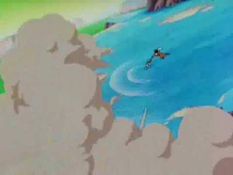 Dragon Ball Z AMV System of a Down - I-E-A-I-A-I-O