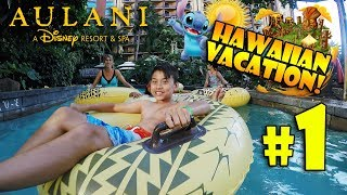 WE'RE GOING TO HAWAII!! Disney's Aulani Resort Villa Room Tour! #1 thumbnail