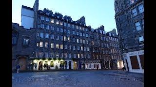 SCOTLAND ADVENTURES: Part 1 - Edinburgh.