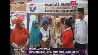 Meringankan Beban Warga, Kartini Perindo Gelar Bakti Sosial di Sukabumi & Bogor - iNews Sore 23/12