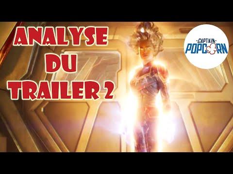 Captain Marvel : les secrets du deuxième trailer