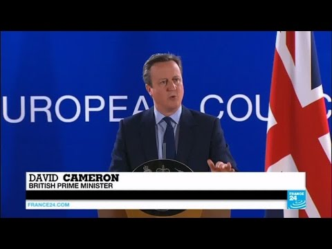 UK leaves EU: EU leaders pressure Cameron to start divorce proceeding