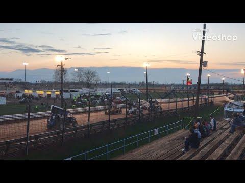 358 Heat Race - 4/27/18 - Williams Grove Speedway- Jake