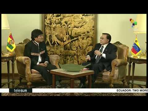 Dossier 04-17: Interview with Evo Morales
