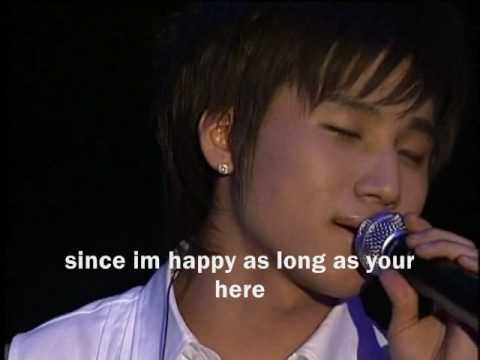 Daesung - Try Smiling [Eng. Sub]