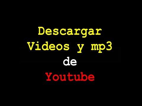 Como descargar musica de youtube videos , Download videos from youtube
